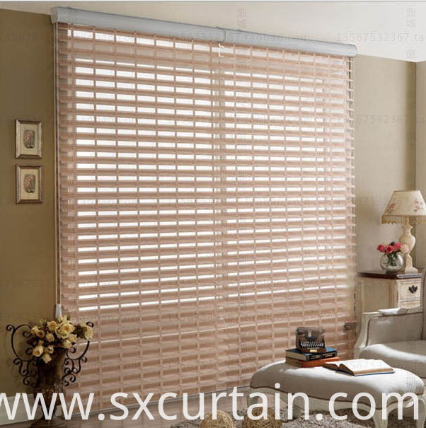 Factory Wholesale Shangri-la Blind Curtain